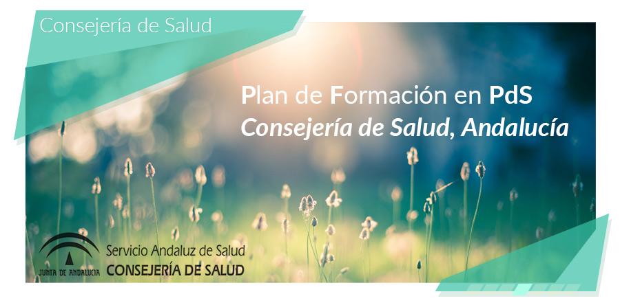 Plan de Formacion en PdS Consejeria